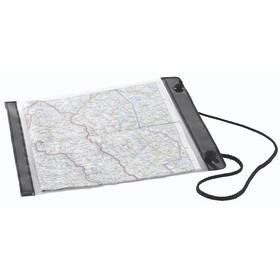 Easy Camp Map Holder - noir/transparent